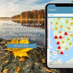 Turistkanalen - Hela Sveriges Digitala Turistkarta